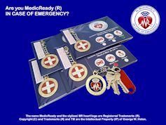 MedicReady Vehicle, Patient and Motorbike KITS are FOR EVERYBODY!